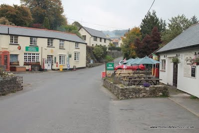 Holiday Cottages in Withypool Exmoor