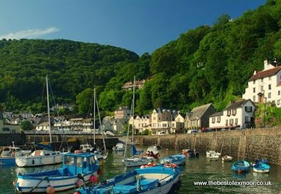 Holiday Cottages in Lynmouth