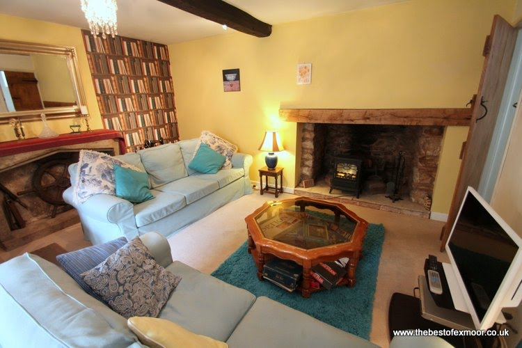 Dunster holiday cottage sleeps 6