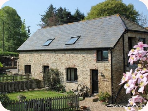 Holiday Cottage in Exmoor sleeps 4