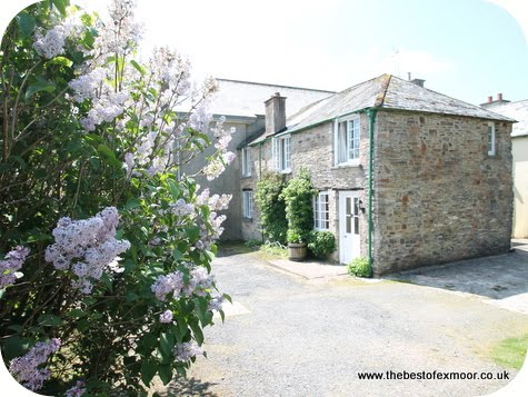 Holiday Cottage in Brayford near Exmoor sleeps 5