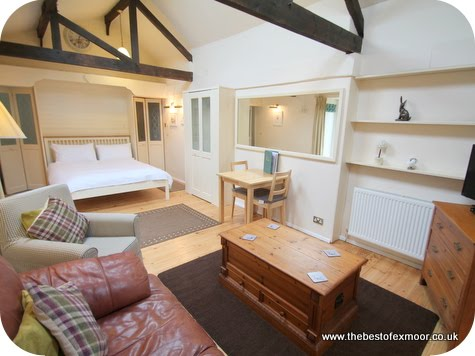holiday apartment porlock sleeps 2