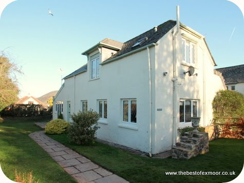 holiday cottage porlock sleeps 4 guests