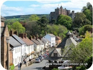 Stay in Dunster Holiday cottage on Exmoor