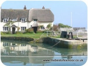 Stay in Porlock Weir holiday cottage in Porlock Weir