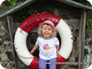 stay in Porlock Weir