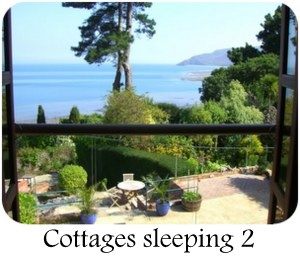 Cottages sleeping 2