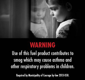 Gas Pump Warning Labels