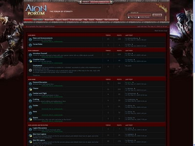 The Aion Forum