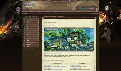 The Aion Wiki