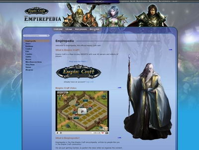 Official Empire Craft Wiki