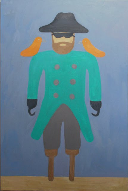 scott reeder artist symmetrical pirate green gallery milwaukee