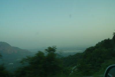 Drive from Kodaikanal to Coimbatore