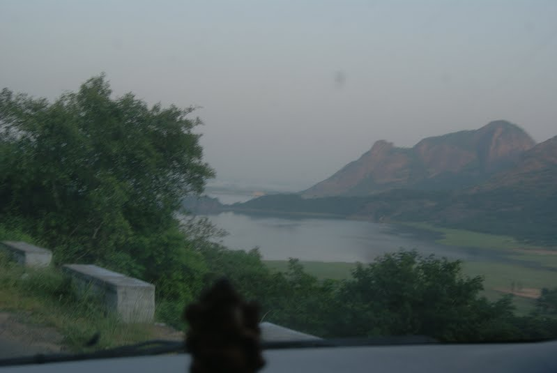 Drive from Kodaikanal to Coimbatore