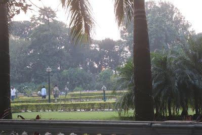 Peace Park, Kolkata