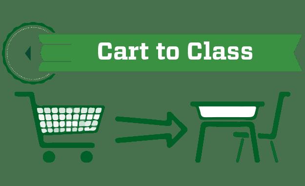 Lowe's Cart to Class