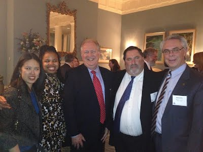 Here is a photo taken at recent delegate dinner in Rochester. Ny at Genesee Valley Club