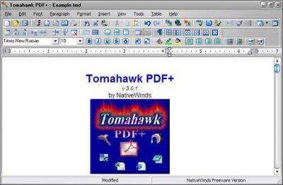 Tomahawk PDF Plus-Free PDF editor