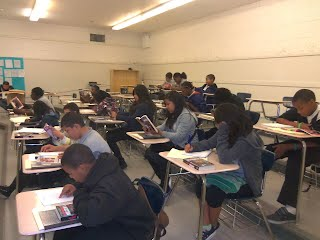 Class reading Malcom X