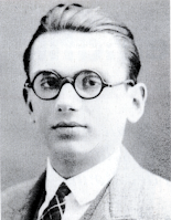 Kurt Godel ca. 1925 Public Domain Image https://commons.wikimedia.org/wiki/File:1925_kurt_g%C3%B6del.png