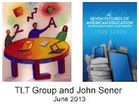 Logo TLT Group & John Sener