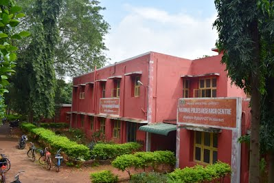 National Pulses Research Centre, Vamban