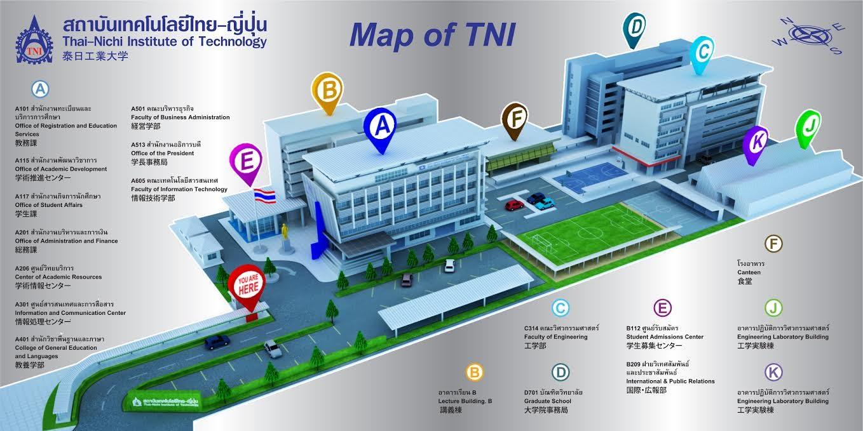 TNI Building-Map