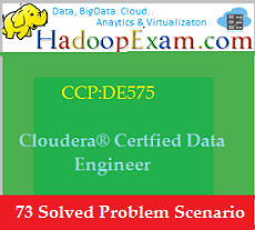 http://www.hadoopexam.com/Cloudera_Certification/CCPDE575/CCP_DE575_Hadoop_Cloudera_Data_Enginer_Questions_Dumps_Practice_Test.html