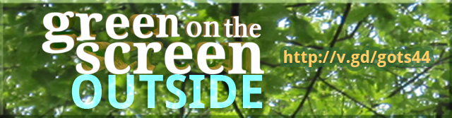 Green on the Screen logo
