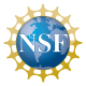 NSF_logo_of_earth_with_gold_design