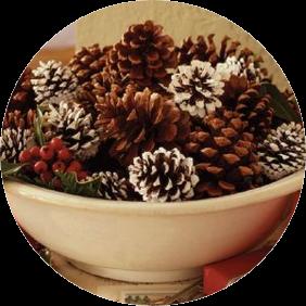 Holiday Cones