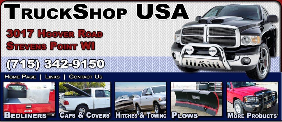 Truckshop usa accessories toppers bedliners stevens point truck vechile accessories stevens point wausau waupaca wisconsin rapids junglespirit Choice Image
