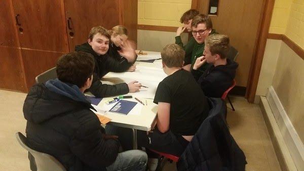 Tullis Explorers Young Leader Training