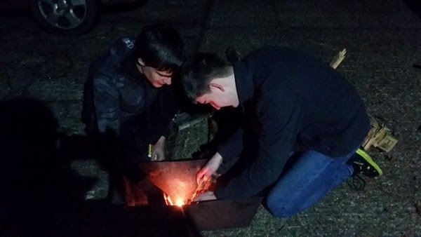 Tullis Explorers Shooting and Fire Lighting