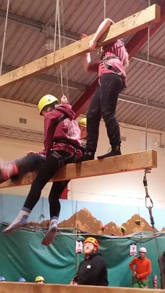 Winter Camp at Gilwell 2016