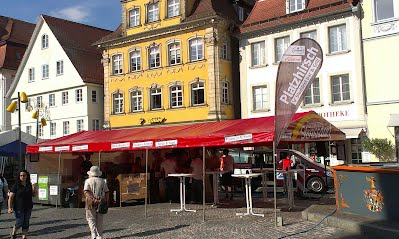 TVS-Stand auf dem Stadtfest Schwäbisch Gmünd