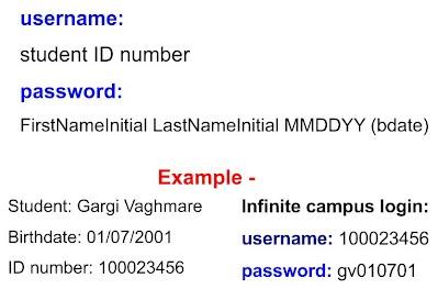 Infinite Campus Ms Vaghmare