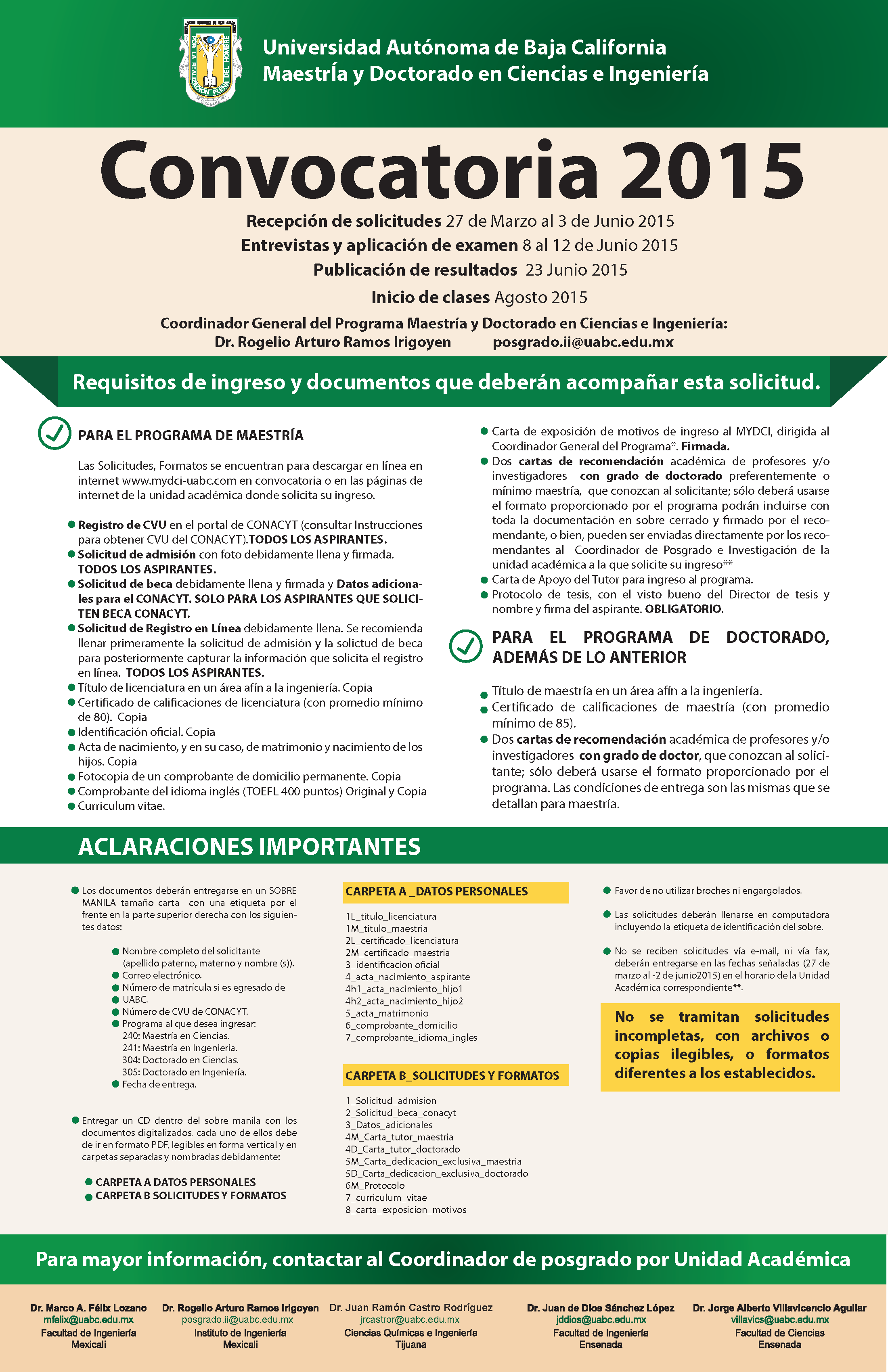 Convocatoria de salud tacna hospital hipolito unanue for Sep convocatoria plazas 2016