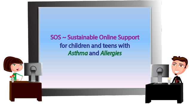 SOS for children and teens with asthma and allergies