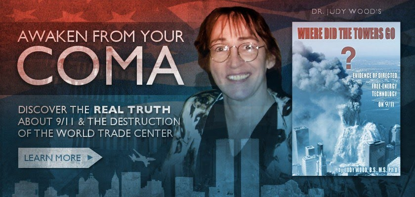 Who is Dr  Judy Wood? - Operation Rabbit Hole: Where Did the Towers Go?