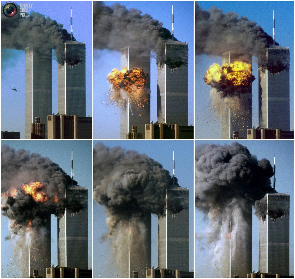 Where Did the Towers Go-- The Events of the Day - Operation