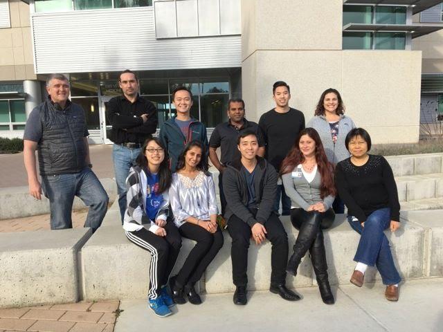 Cortopassi Lab Members