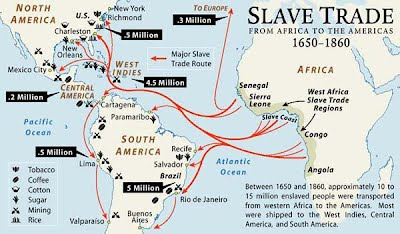 African slaves contribution in building america in the early 1600s the transatlantic slave trade gave way to a new beginning the beginning of north americas agricultural business publicscrutiny Images
