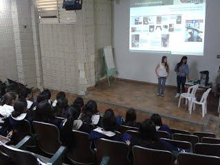 Visita Colegio Gimnasio Pereira