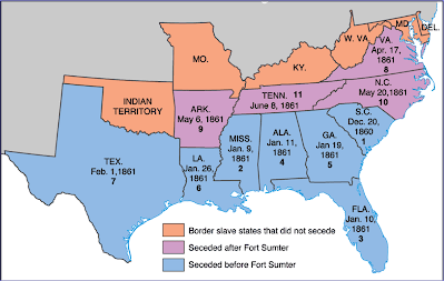 Secession  1850s Prelude to the Civil War