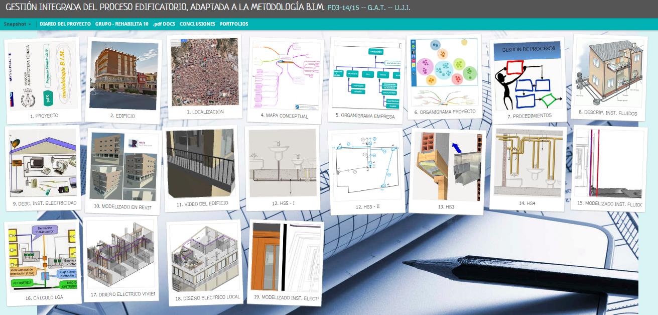 Grado en arquitectura t cnica for Grado en arquitectura