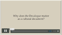 http://www.bibleodyssey.org/tools/video-gallery/w/why-the-decalogue-matters-levinson.aspx