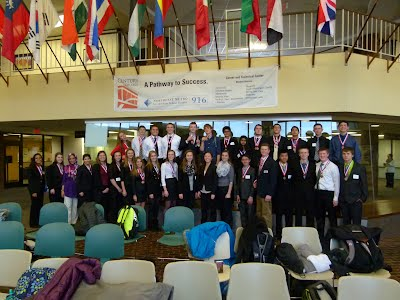 Minnesota Business Professionals of America - Eagan High