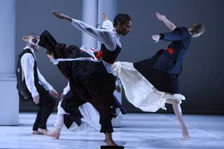 Serenade/TheProposition by the Bill T. Jones/Arnie Zane Dance Company