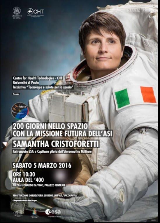 200 Giorni nello spazio con la missione futura dell'ASI